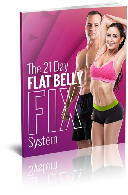 The 21 Day Flat Belly Fix